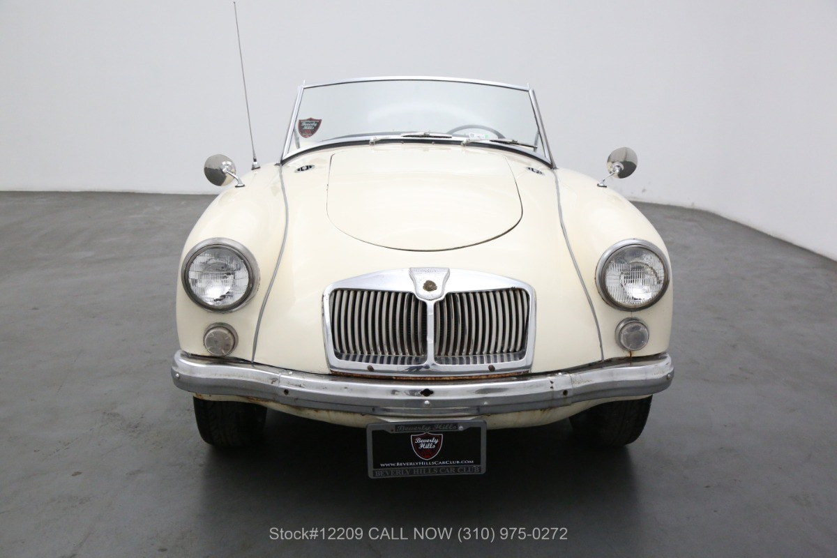 Used 1962 MG A 1600 Mk II Deluxe Roadster | Los Angeles, CA