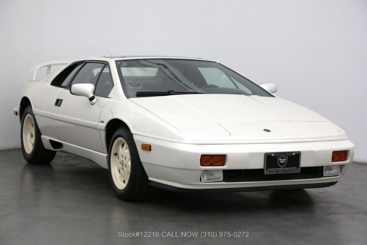 Used 1988 Lotus Esprit Turbo Commemorative Edition  | Los Angeles, CA