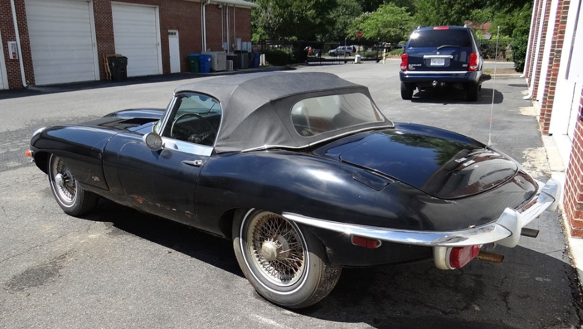 Used 1971 Jaguar XKE Roadster | Los Angeles, CA
