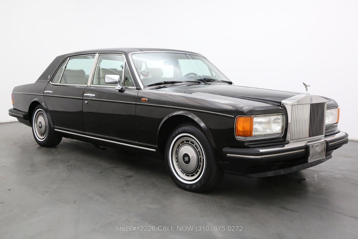 Used 1991 Rolls Royce Silver Spur II    Los Angeles, CA