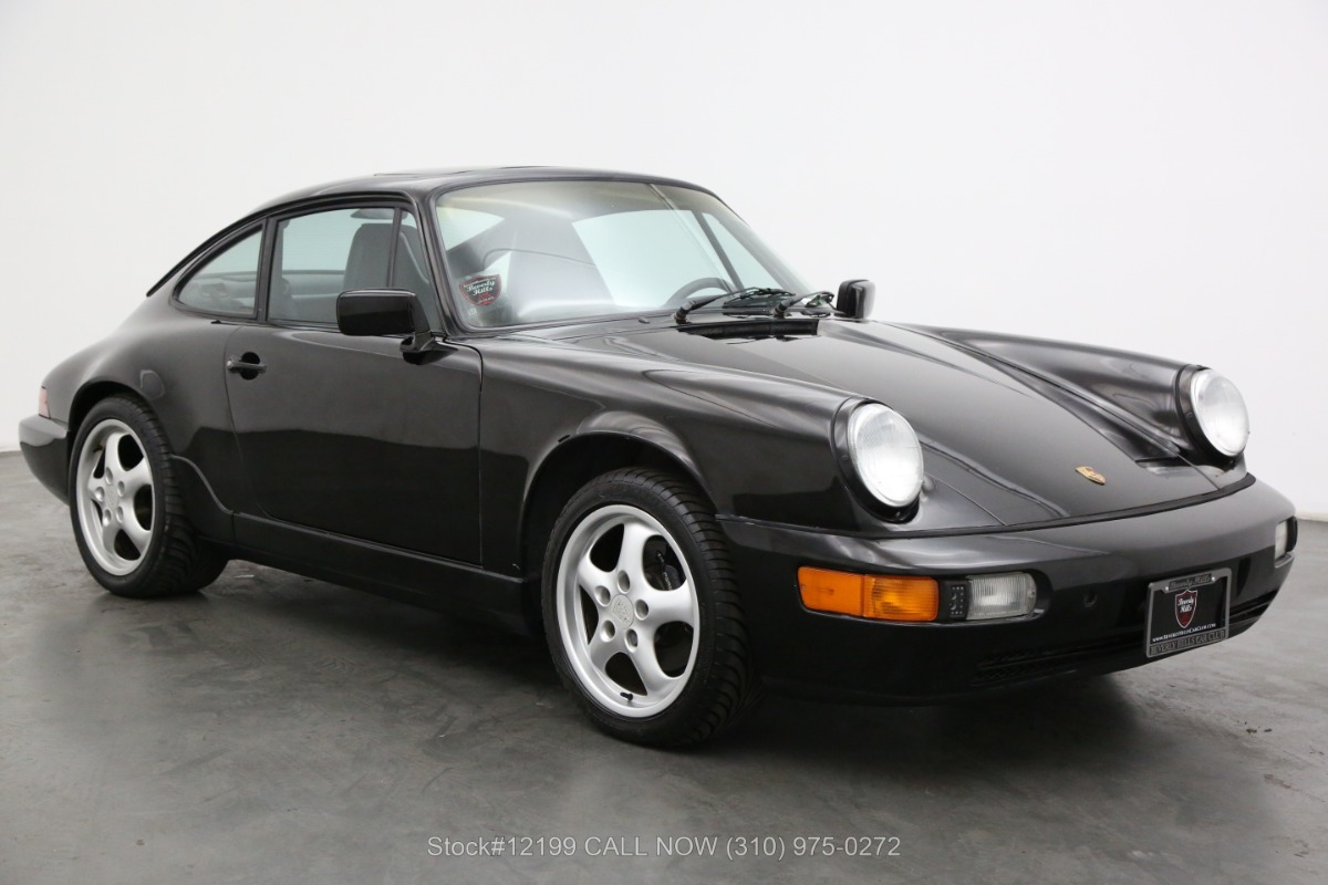 Used 1989 Porsche 964 Coupe | Los Angeles, CA