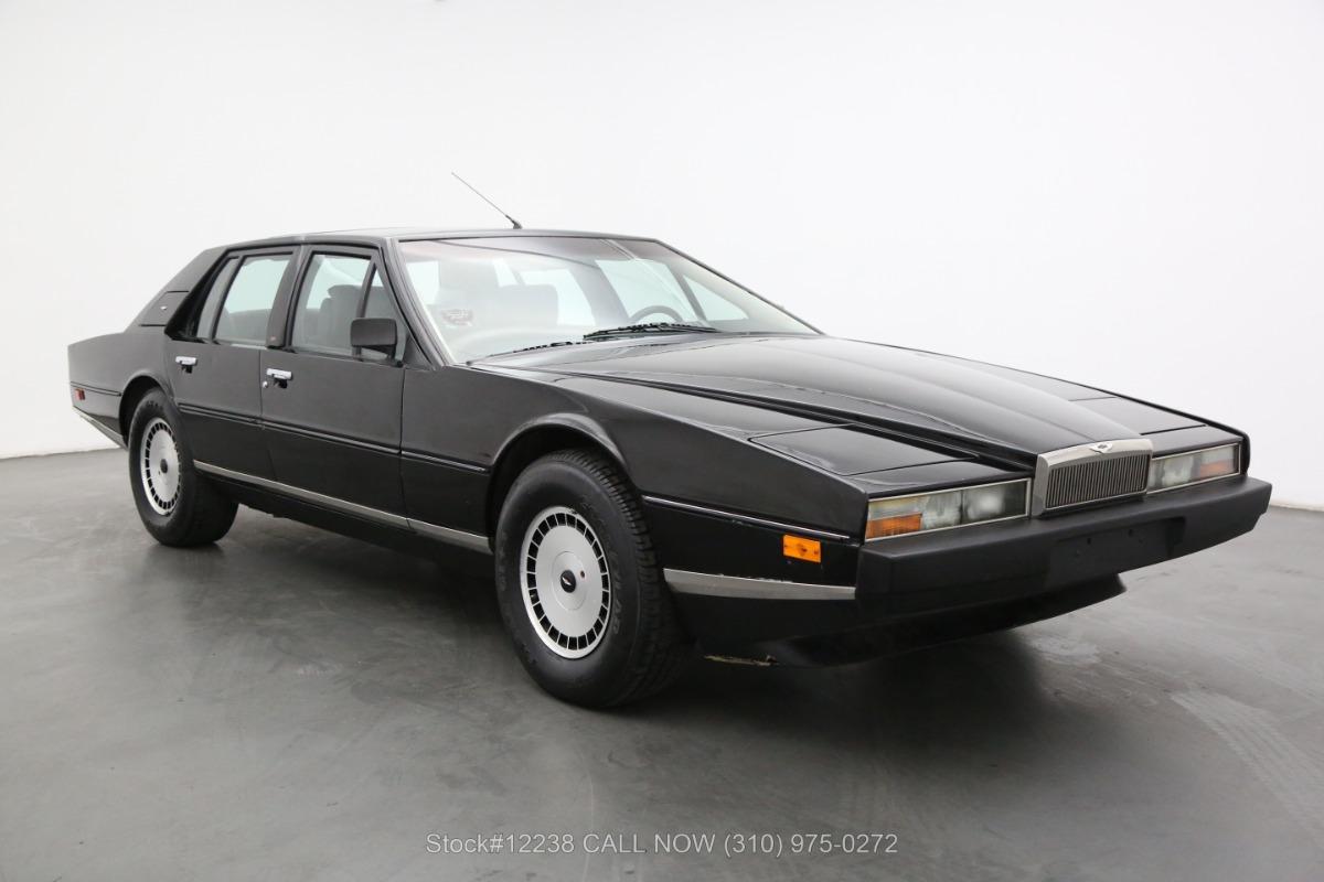Used 1985 Aston Martin Lagonda  | Los Angeles, CA