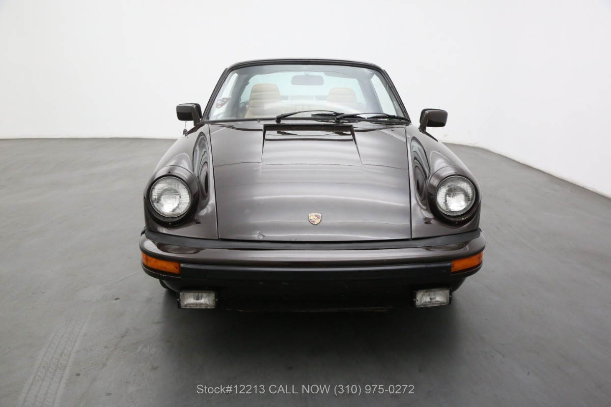 Used 1980 Porsche 911SC Targa | Los Angeles, CA