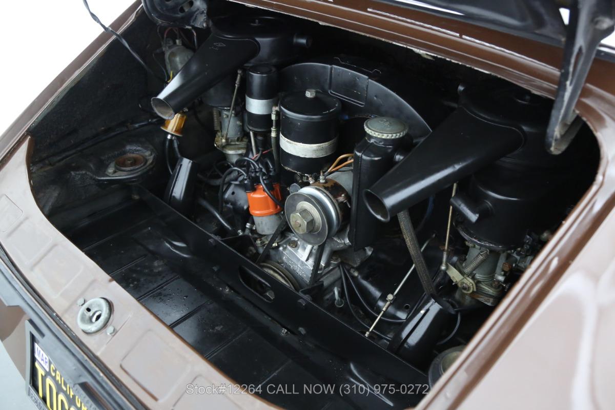 Used 1965 Porsche 912 3 Gauge Painted Dash  | Los Angeles, CA