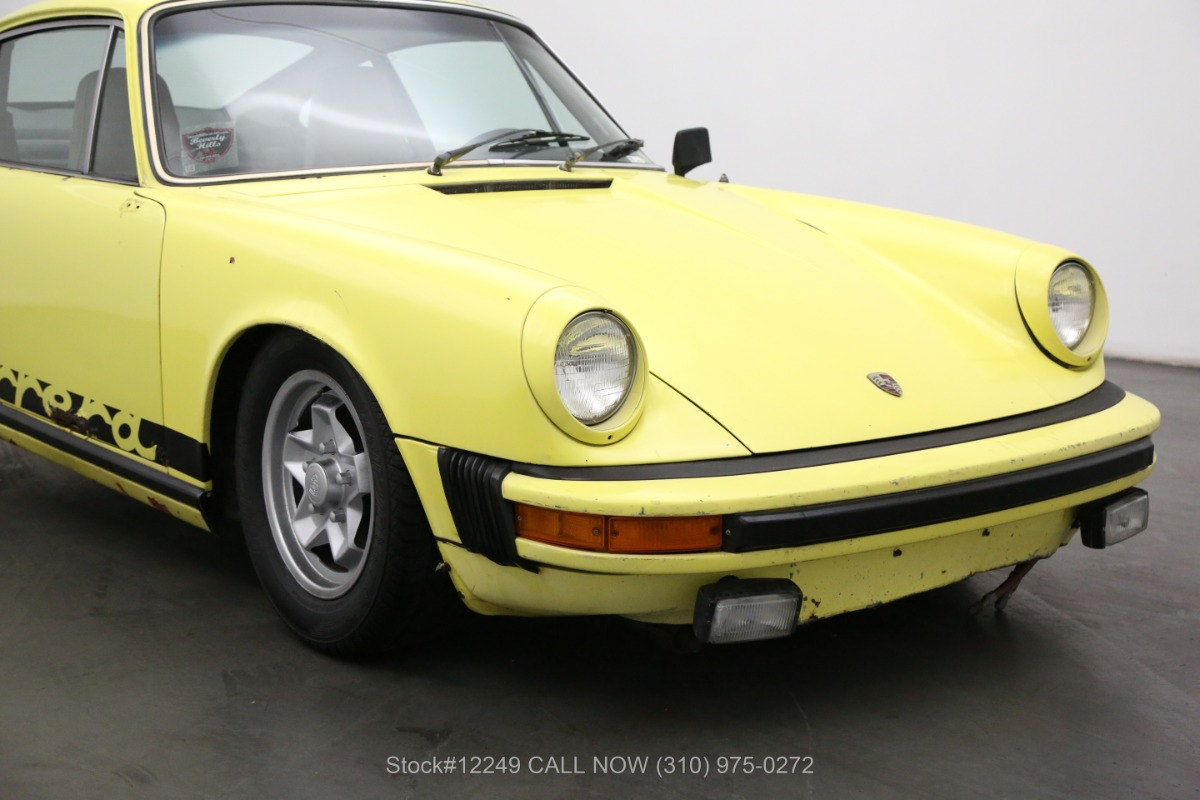 Used 1975 Porsche Carrera Sunroof Coupe | Los Angeles, CA