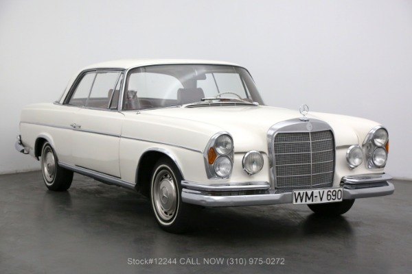 1963 Mercedes-Benz 220SEB