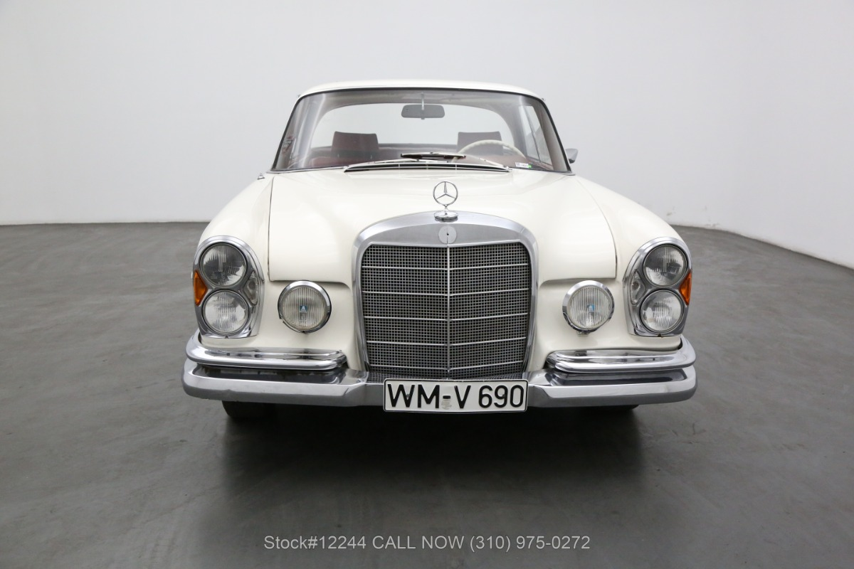 Used 1963 Mercedes-Benz 220SEB Coupe | Los Angeles, CA
