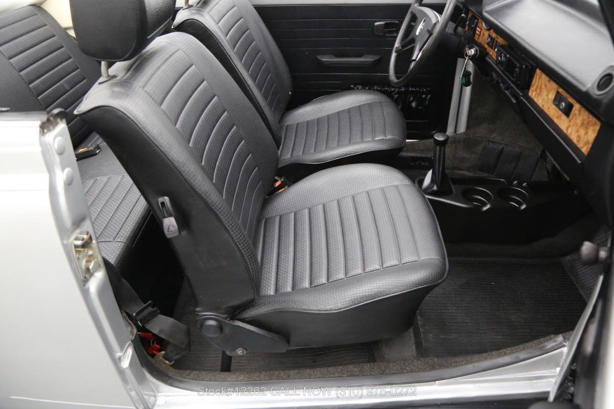 Used 1979 Volkswagen Beetle Cabriolet   Los Angeles, CA