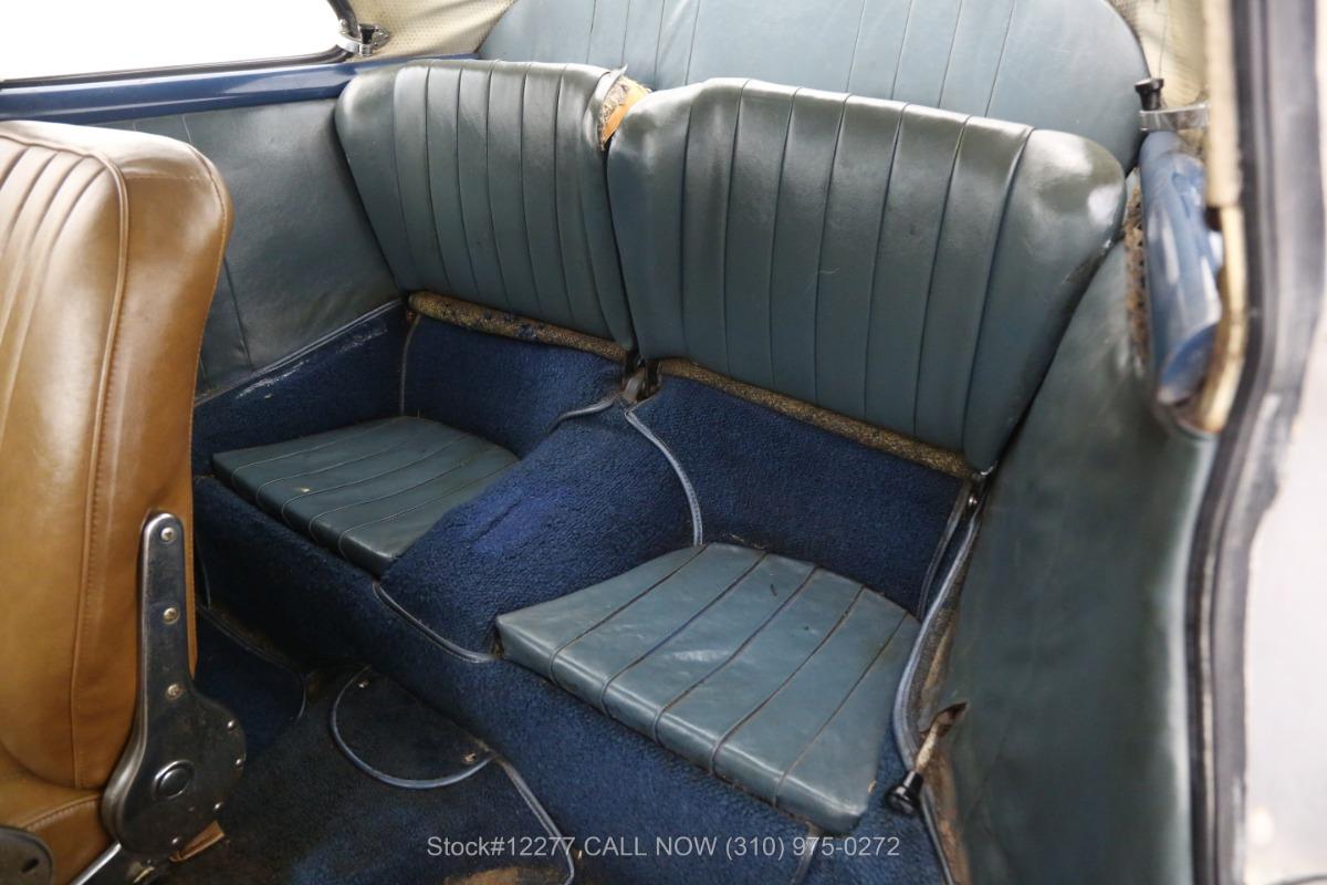 Used 1962 Porsche 356B Coupe | Los Angeles, CA