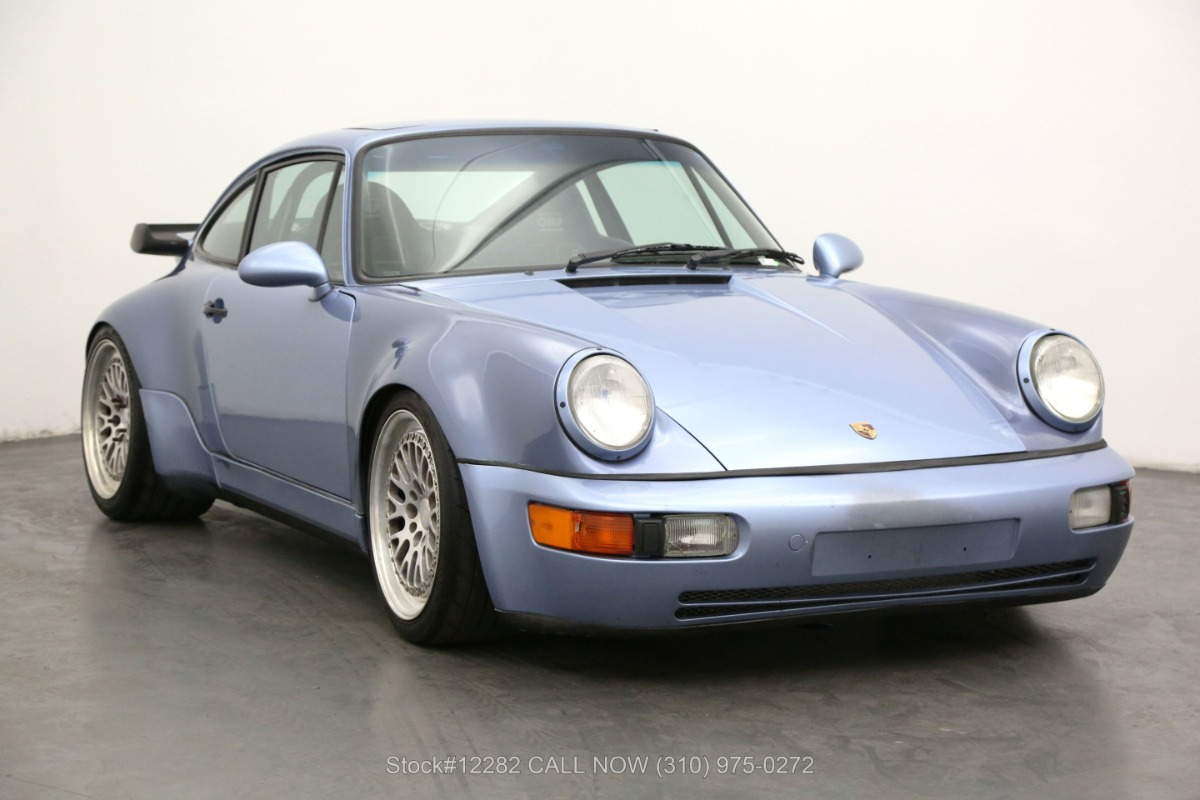 1994 Porsche 964 Carrera 4 Wide-Body Coupe