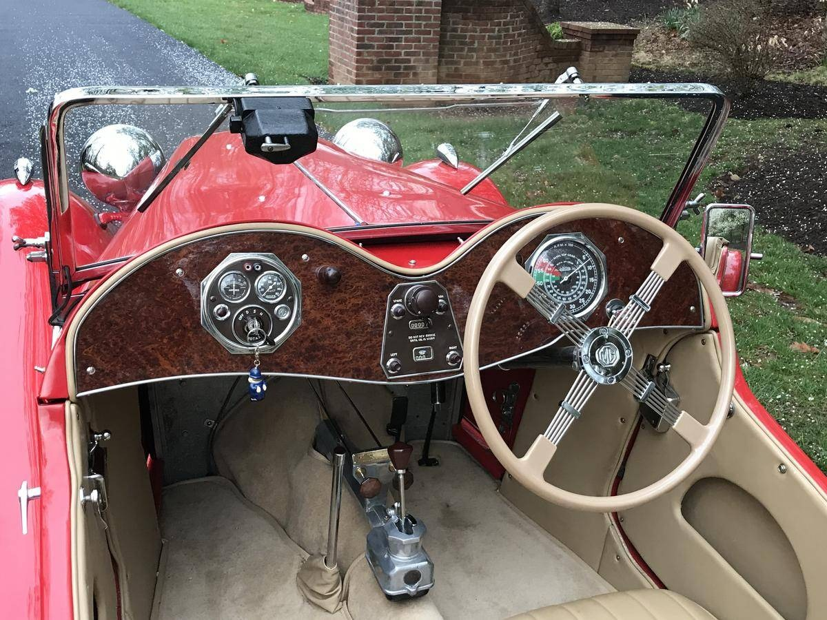 Used 1934 MG PA Roadster  | Los Angeles, CA