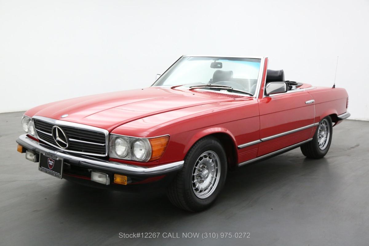 Used 1984 Mercedes-Benz 380SL  | Los Angeles, CA
