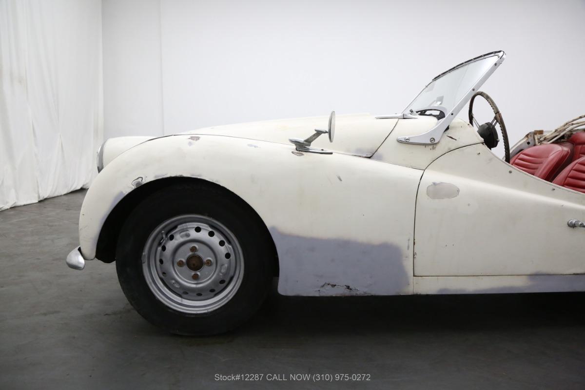Used 1958 Triumph TR3  | Los Angeles, CA