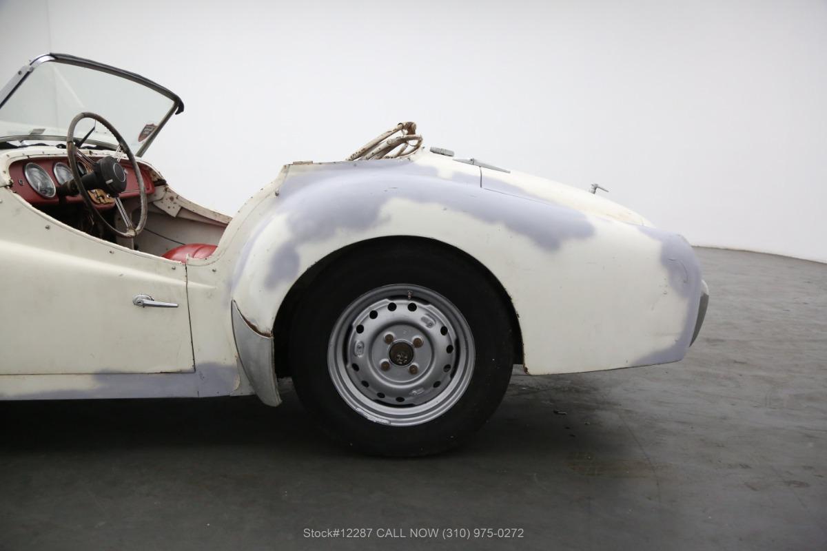 Used 1958 Triumph TR3    Los Angeles, CA