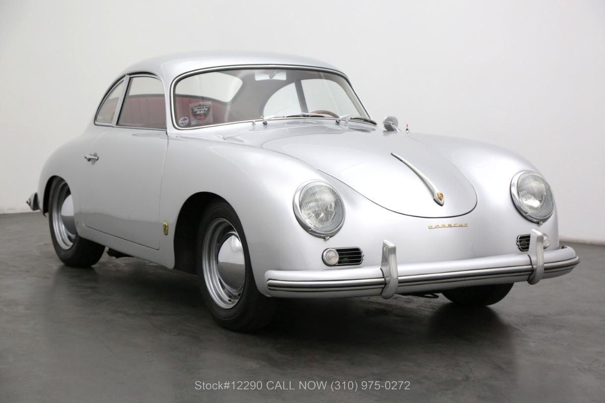 1958 Porsche 356A Super 1600 Coupe