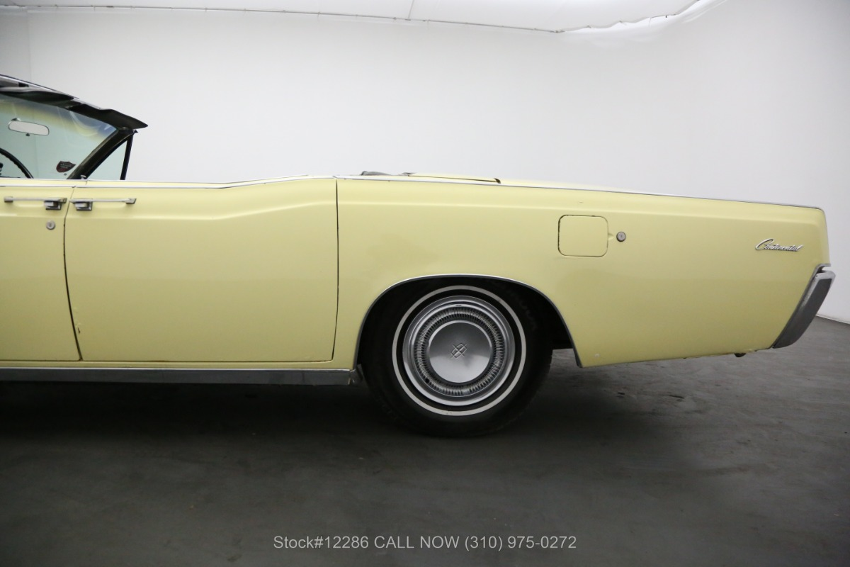 Used 1966 Lincoln Continental Convertible | Los Angeles, CA