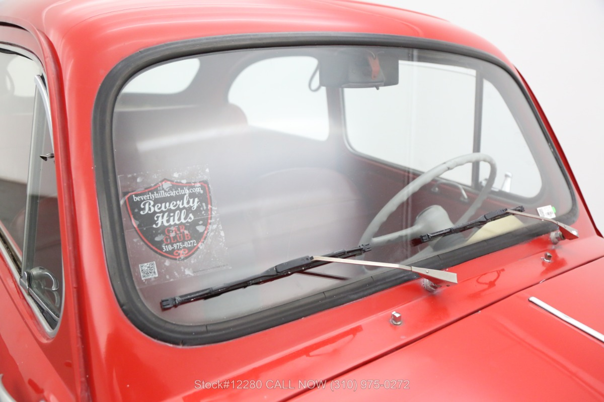 Used 1964 Fiat 600  | Los Angeles, CA