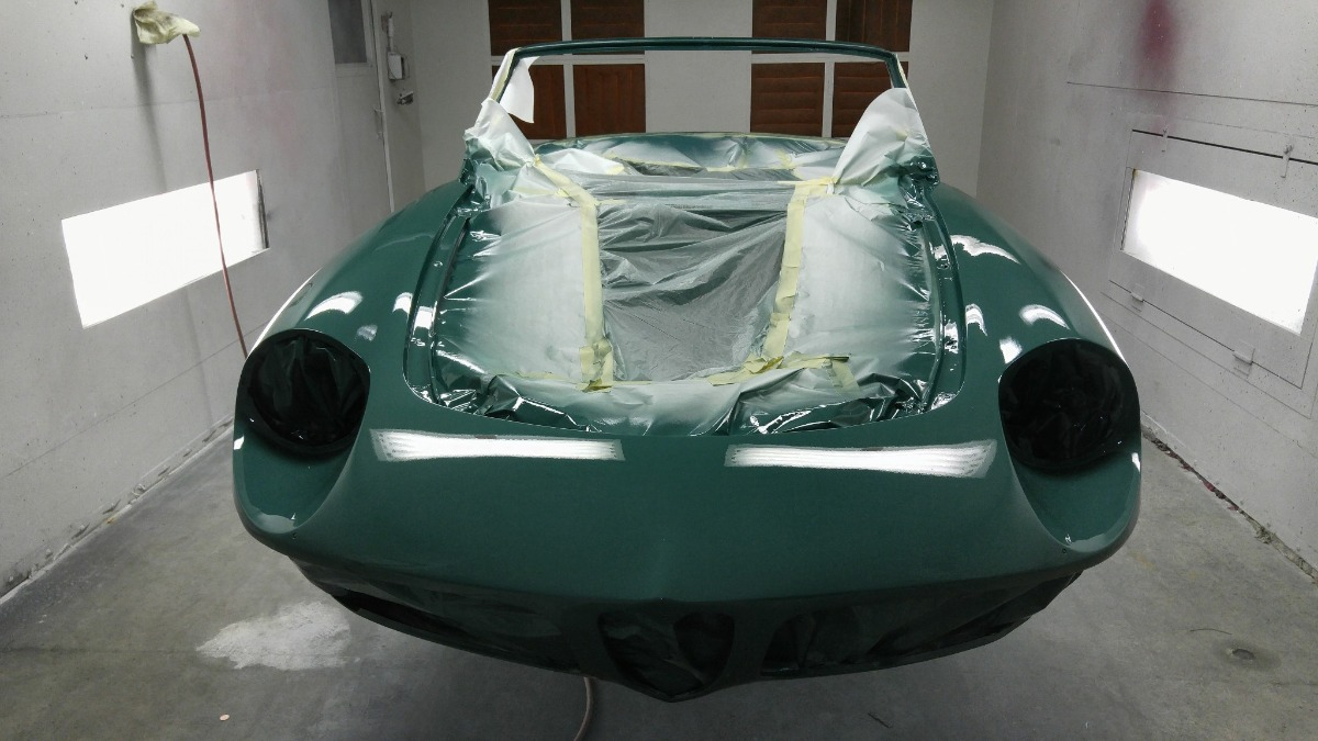 Used 1966 Alfa Romeo Giulia Spider Duetto  | Los Angeles, CA