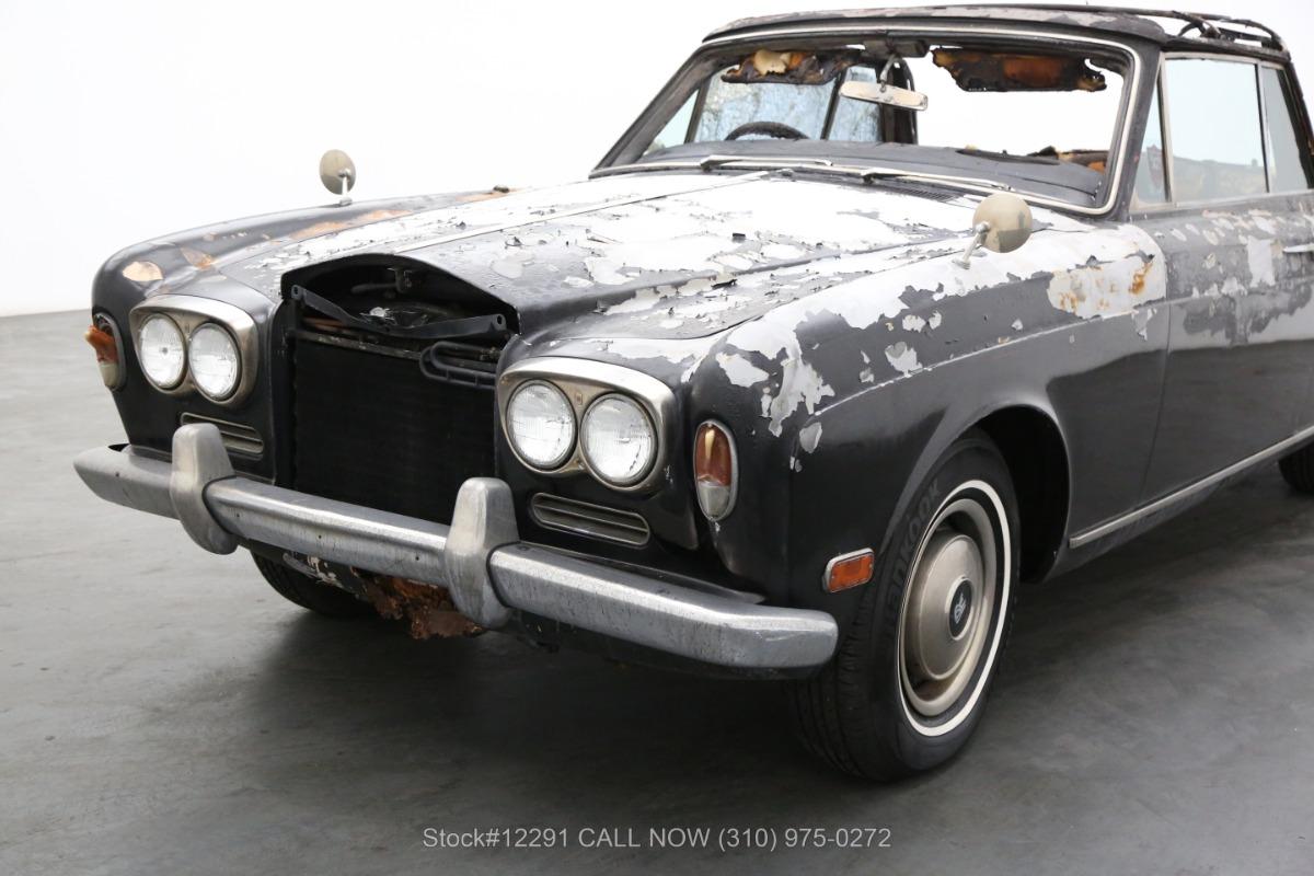 Used 1972 Rolls Royce Corniche Right-Hand Drive    Los Angeles, CA