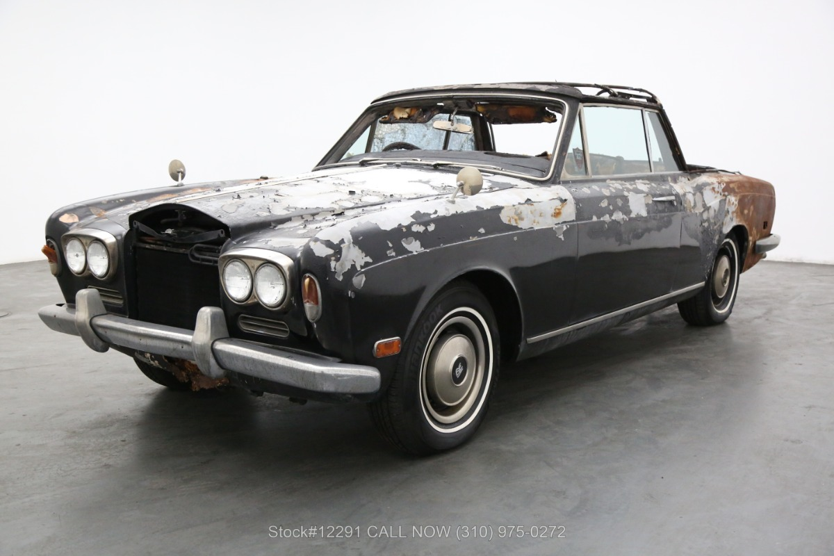 Used 1972 Rolls Royce Corniche Right-Hand Drive  | Los Angeles, CA