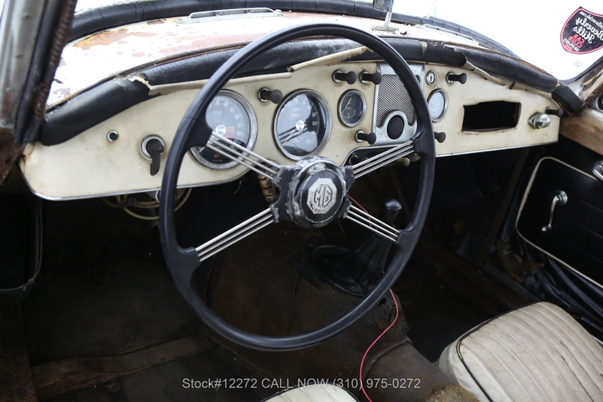 Used 1957 MG A Coupe | Los Angeles, CA