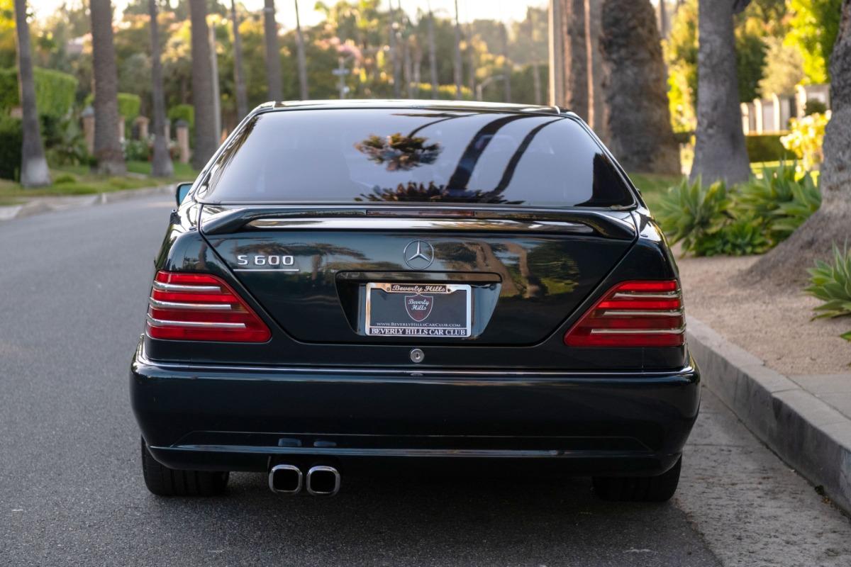 Used 1996 Mercedes-Benz S600 Lorinser - Michael Jordan  | Los Angeles, CA