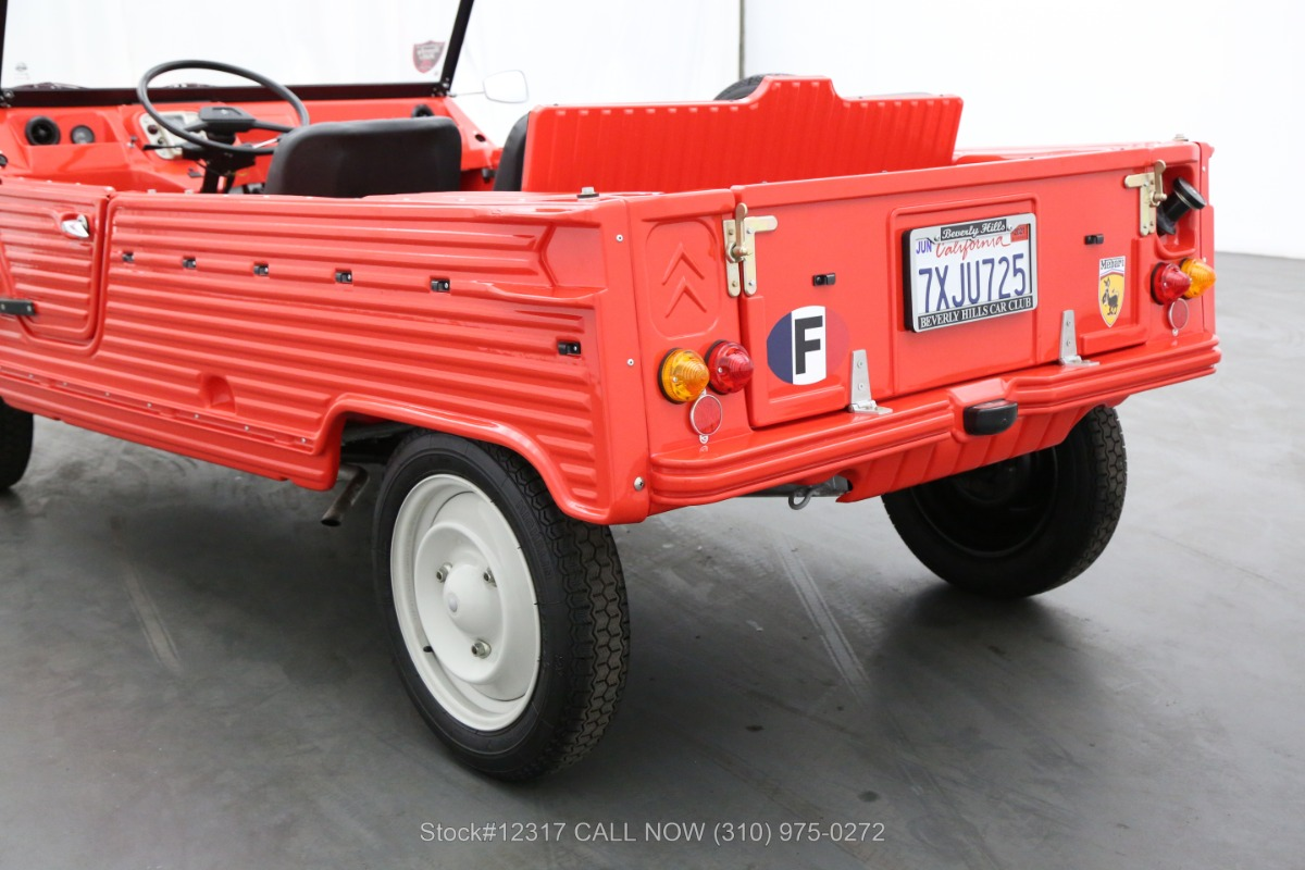 Used 1973 Citroen Mehari  | Los Angeles, CA