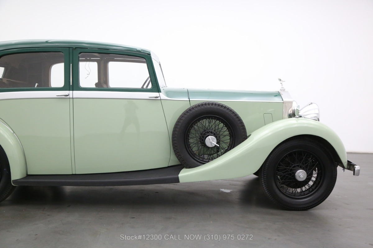 Used 1937 Rolls Royce 25/30 Right-Hand Drive  | Los Angeles, CA