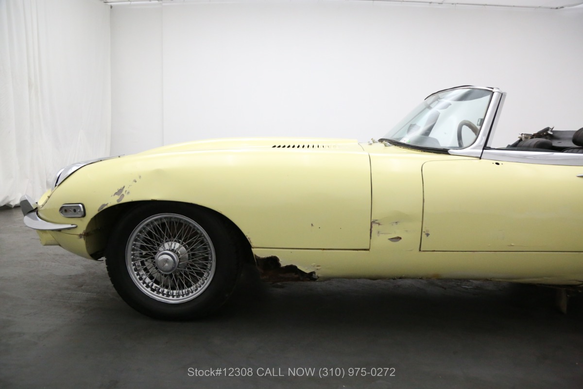 Used 1970 Jaguar XKE Roadster | Los Angeles, CA
