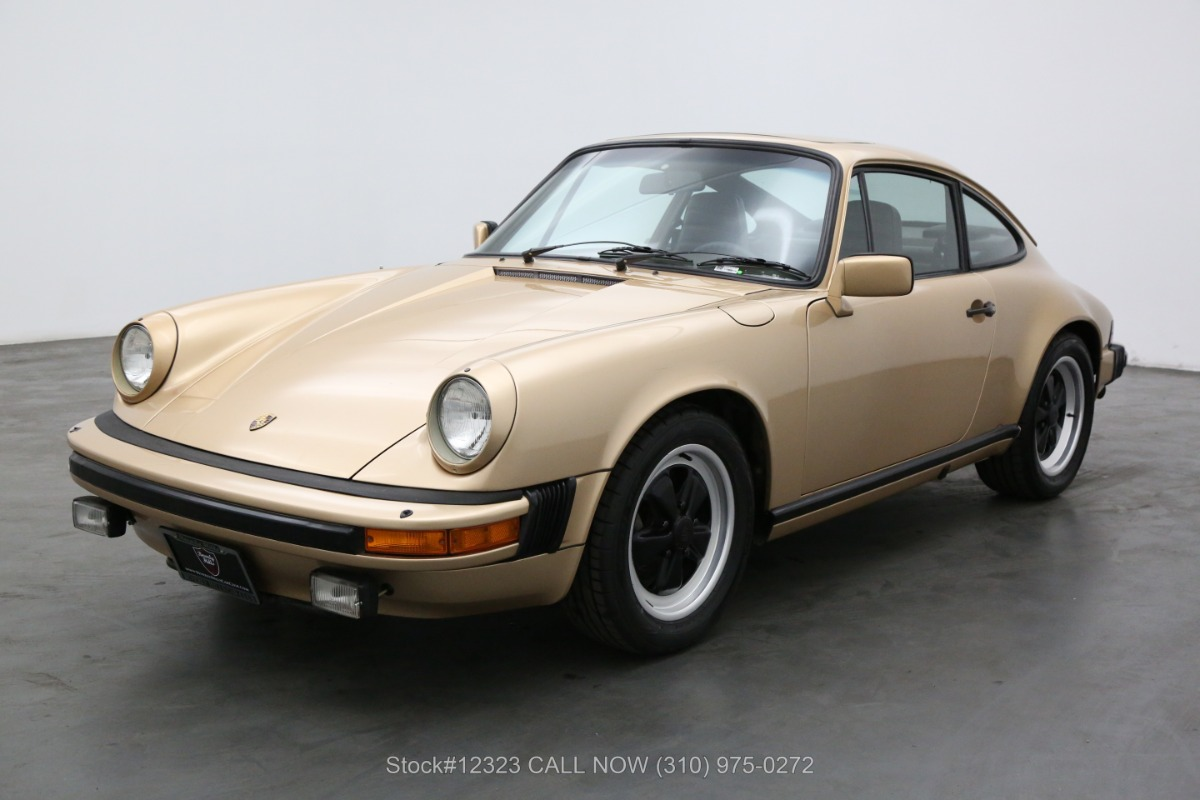Used 1980 Porsche 911SC Coupe | Los Angeles, CA