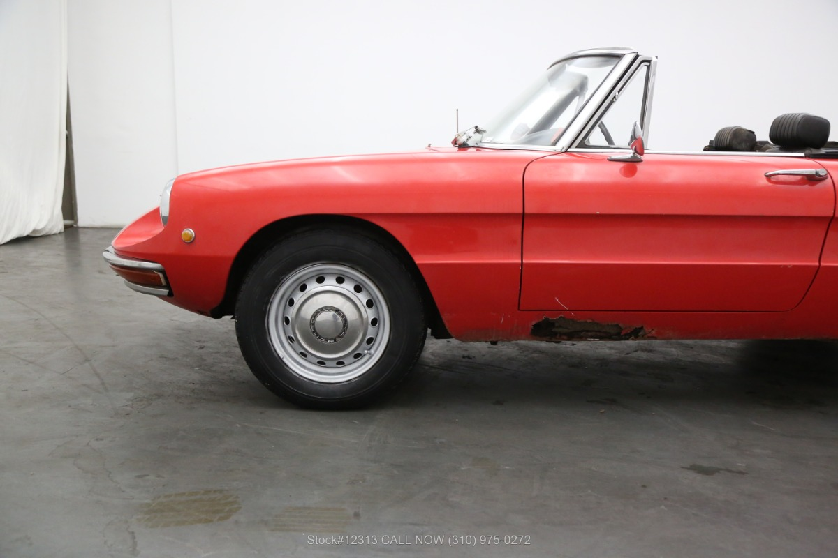 Used 1969 Alfa Romeo 1750 Spider Veloce  | Los Angeles, CA