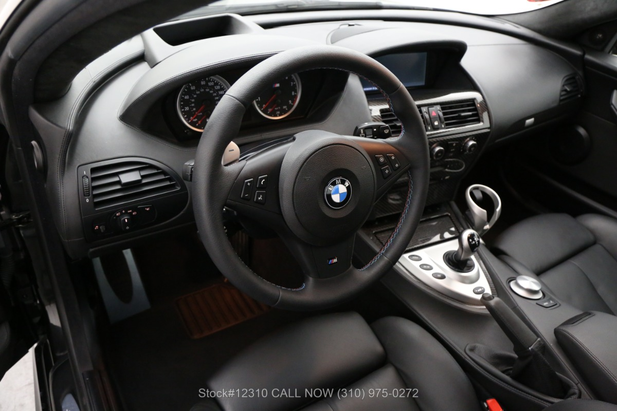 Used 2007 BMW M6 Coupe | Los Angeles, CA