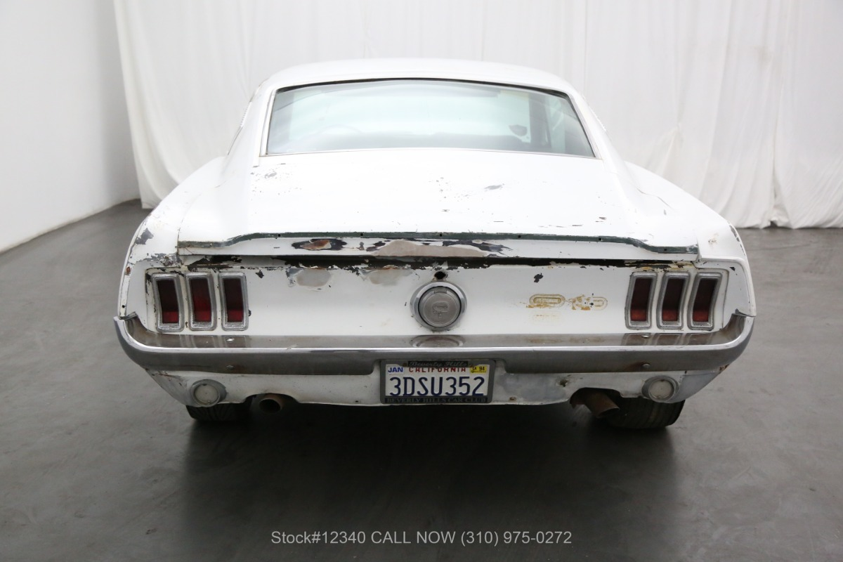 Used 1967 Ford Mustang Fastback GTA S-Code | Los Angeles, CA