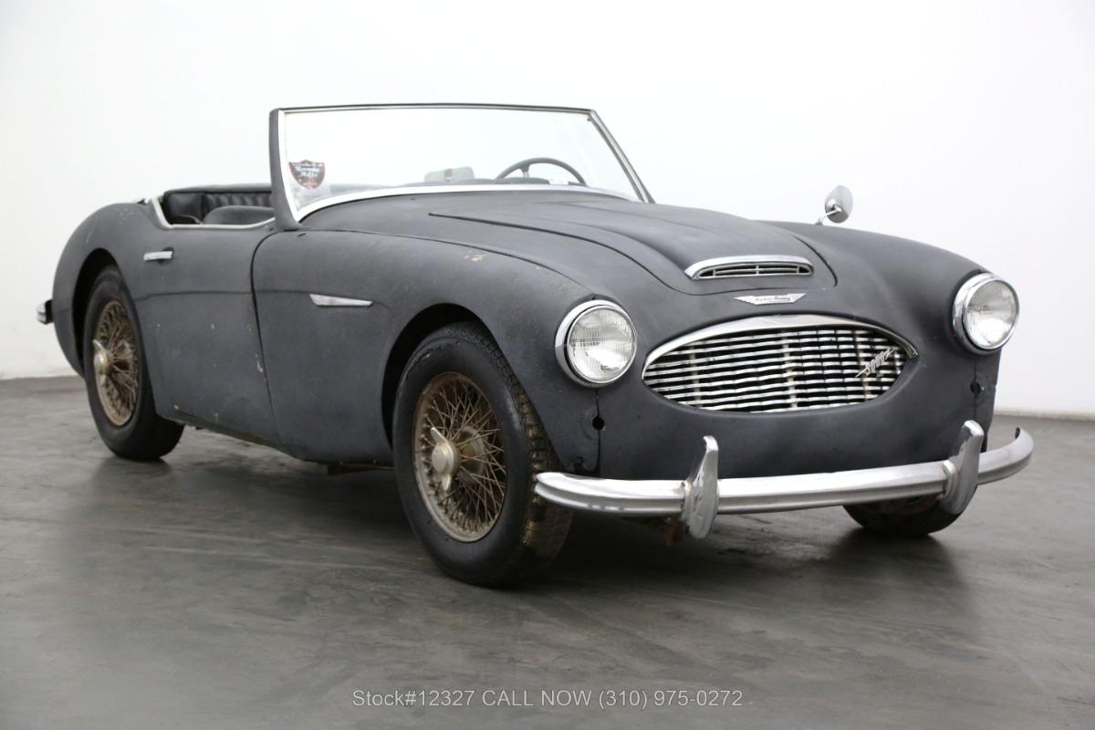 1960 Austin-Healey 3000 Convertible Sports Car