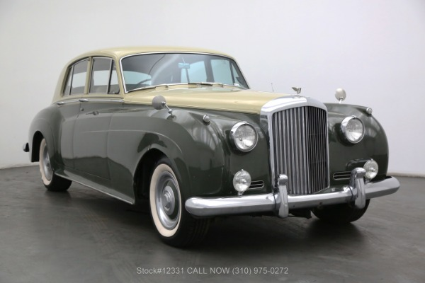 1960 Bentley S2 Right-Hand Drive