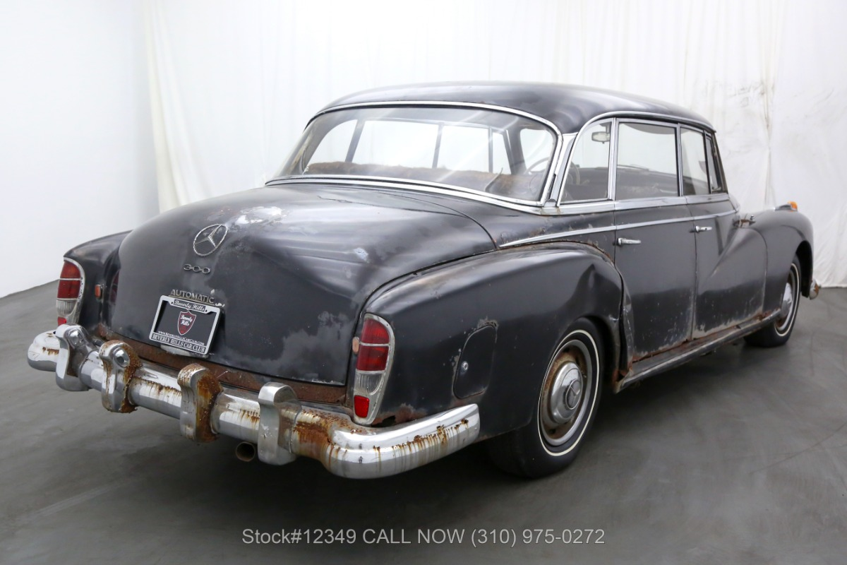Used 1960 Mercedes-Benz 300D Adenauer | Los Angeles, CA