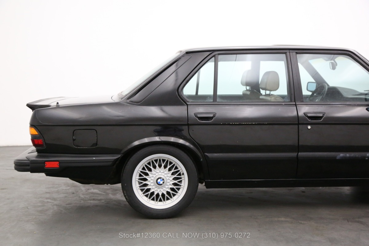 Used 1988 BMW M5  | Los Angeles, CA