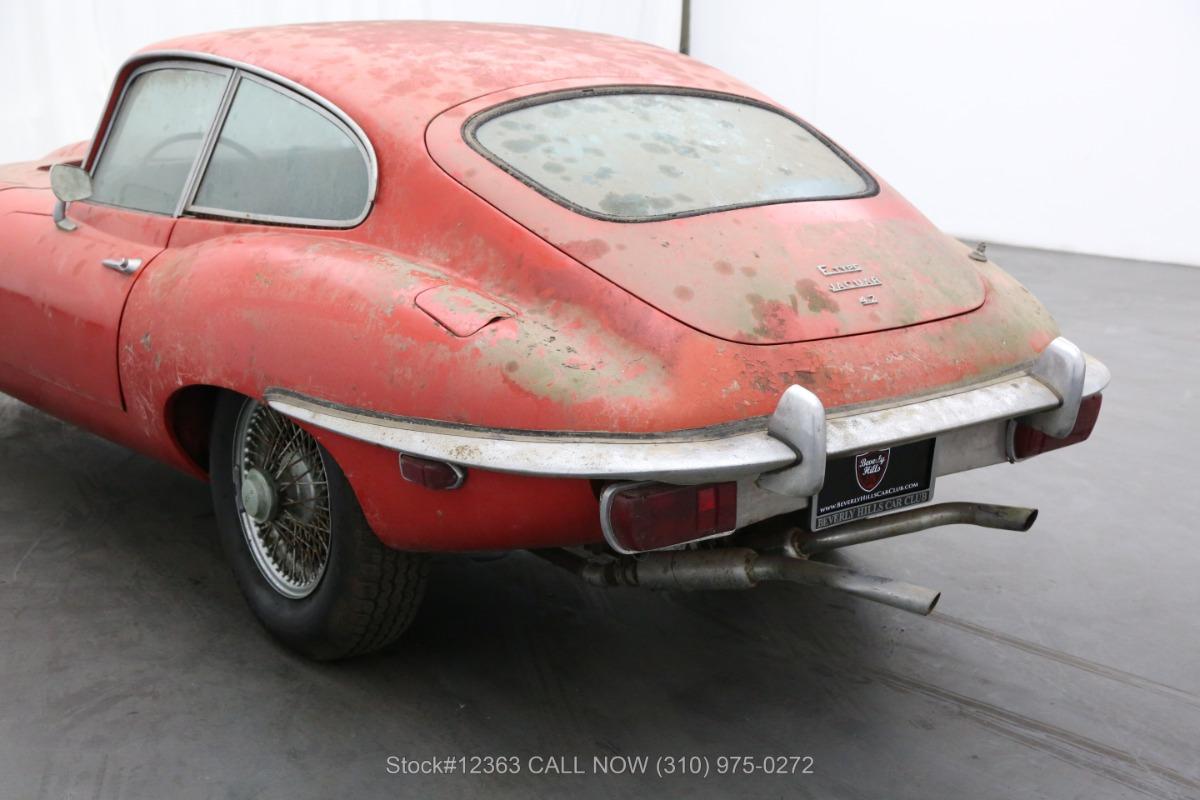 Used 1971 Jaguar XKE Fixed Head Coupe   Los Angeles, CA