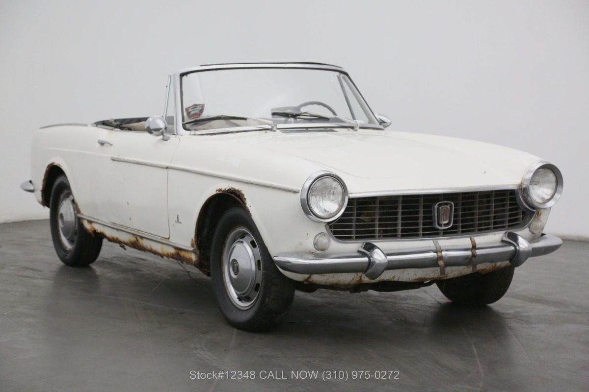 Used 1965 Fiat 1500 Cabriolet | Los Angeles, CA