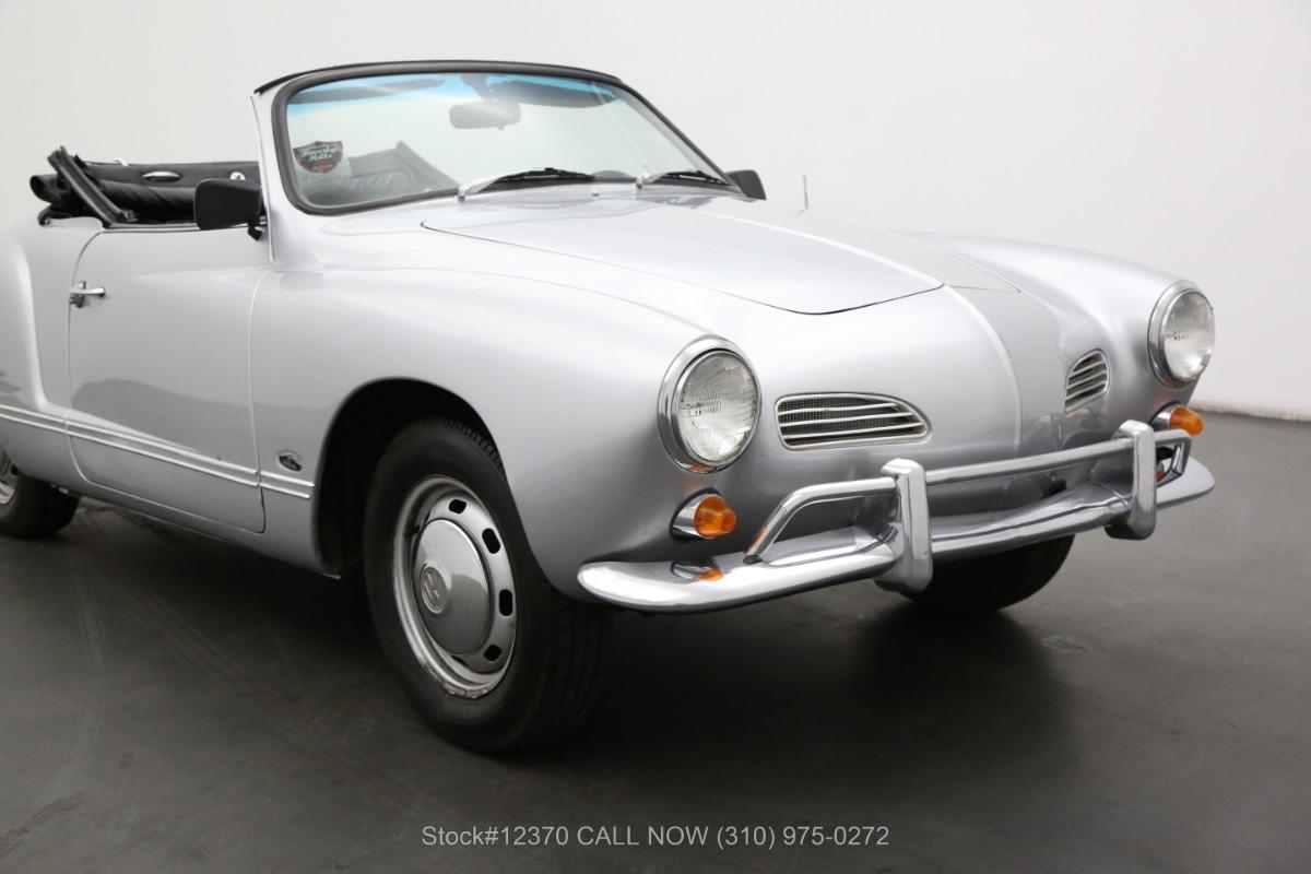 Used 1966 Volkswagen Karmann Ghia Convertible | Los Angeles, CA