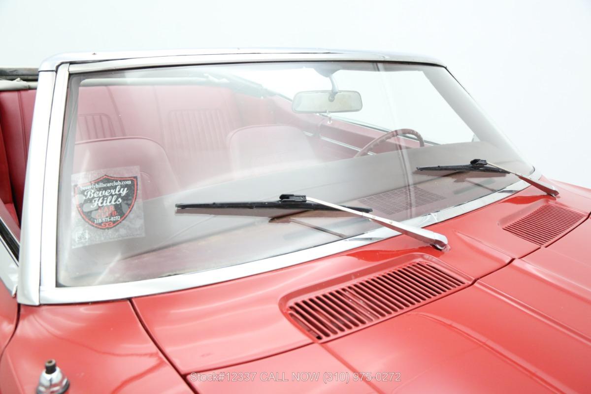 Used 1968 Chevrolet Camaro Convertible | Los Angeles, CA