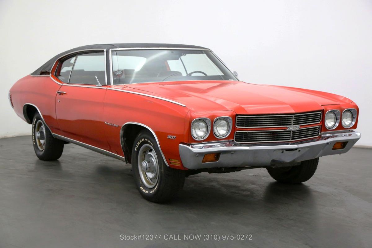 1970 Chevrolet Malibu Sport