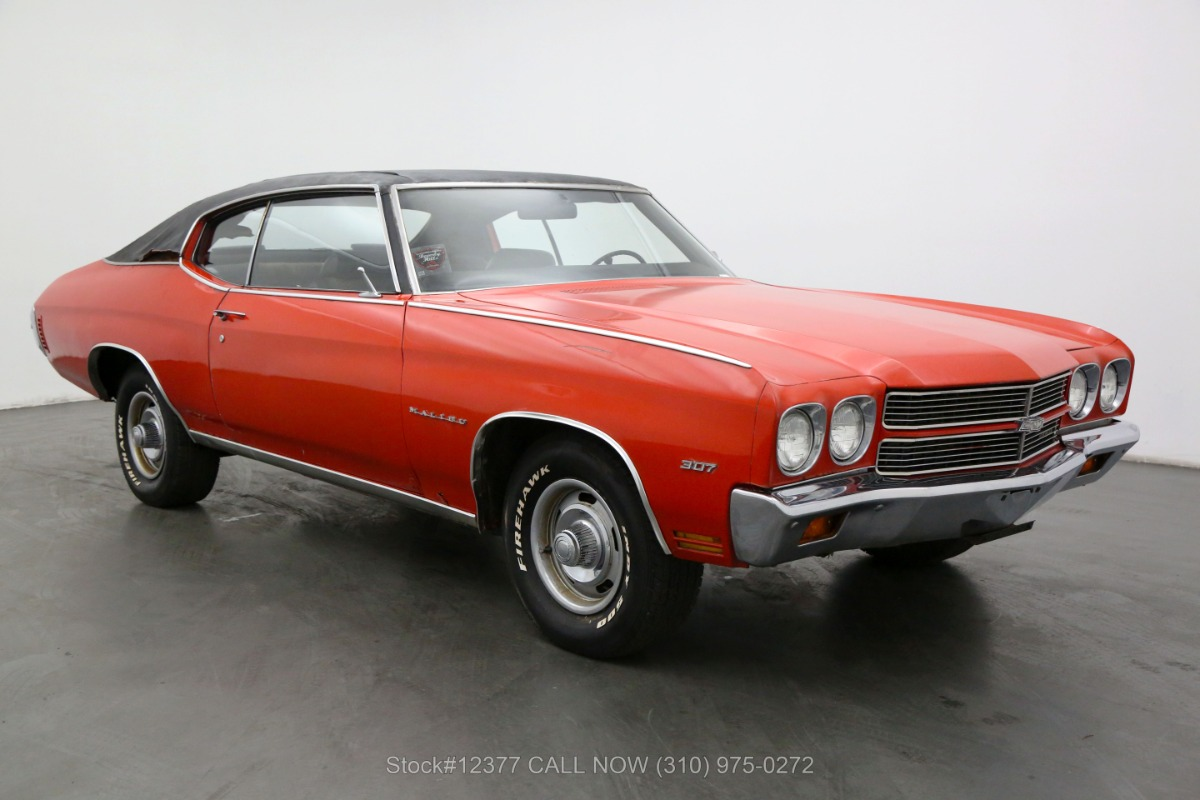 Used 1970 Chevrolet Malibu Sport Coupe | Los Angeles, CA