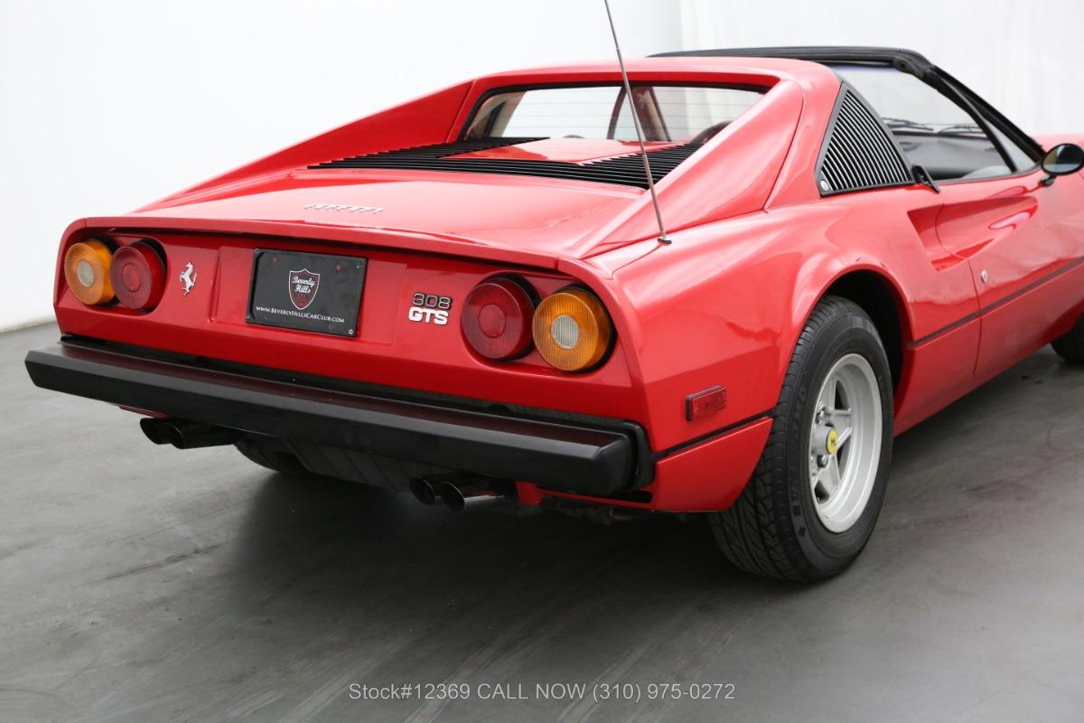 Used 1979 Ferrari 308GTS  | Los Angeles, CA