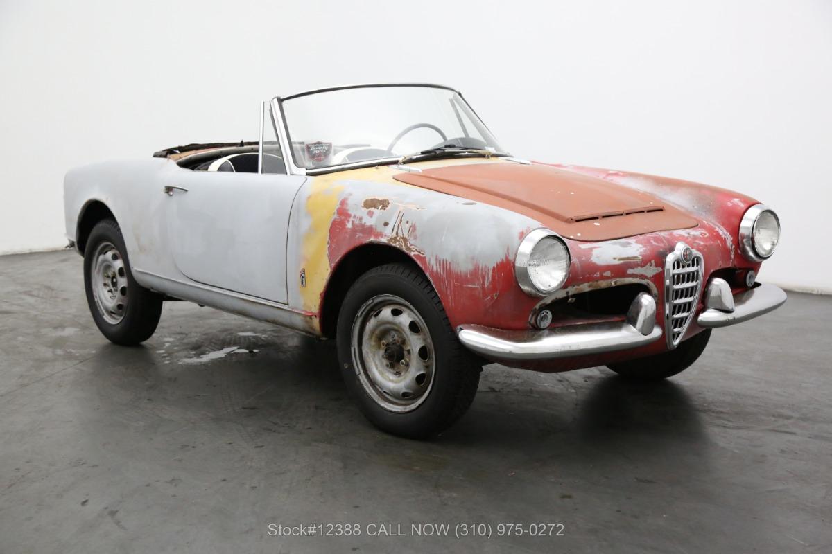 Used 1966 Alfa Romeo Giulia Spider  | Los Angeles, CA