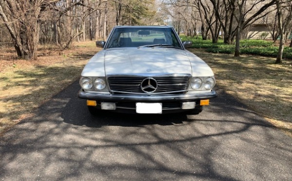 1981 Mercedes-Benz 500SL