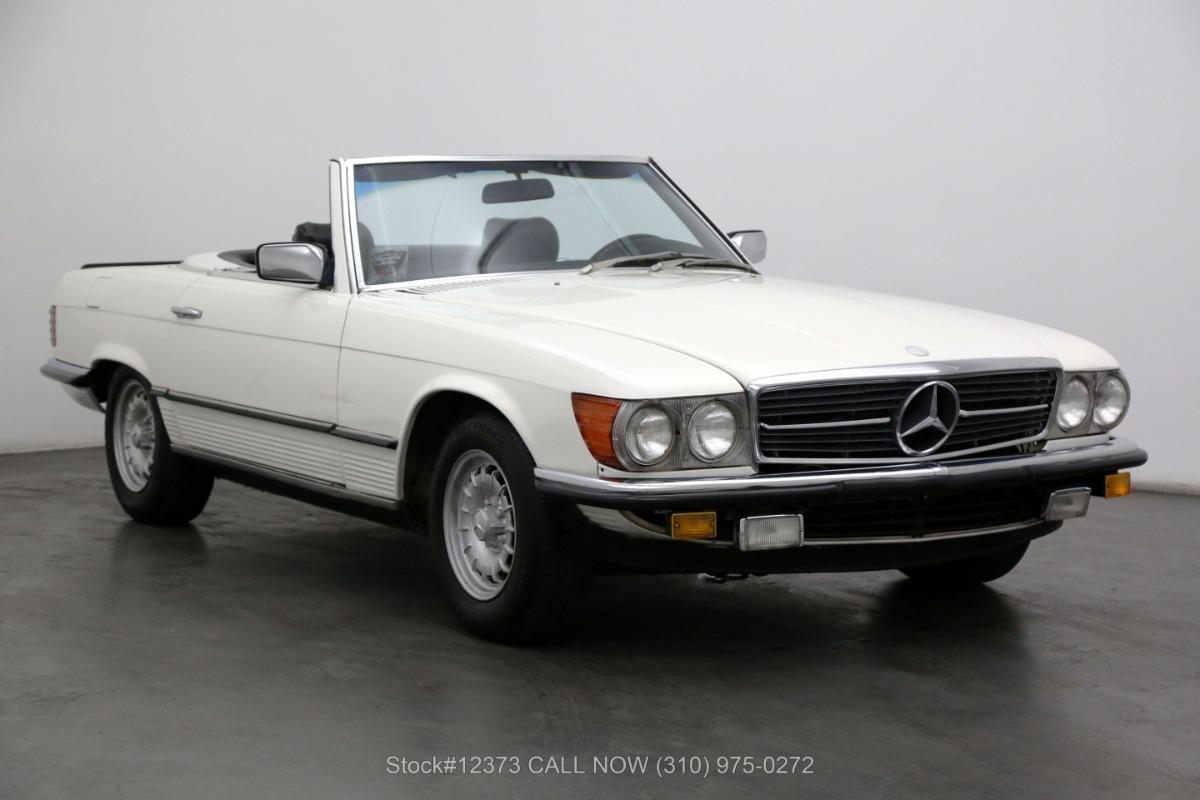 Used 1981 Mercedes-Benz 500SL  | Los Angeles, CA