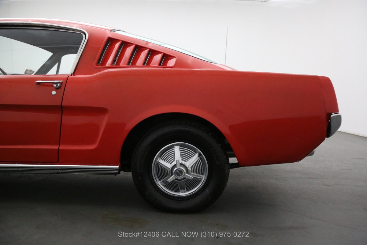Used 1965 Ford Mustang Fastback A-Code | Los Angeles, CA