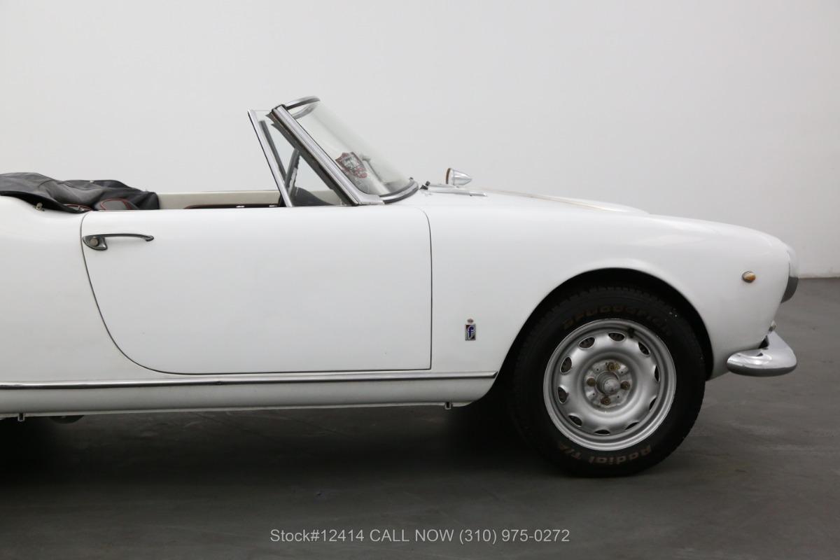 Used 1961 Alfa Romeo Giulietta Spider  | Los Angeles, CA