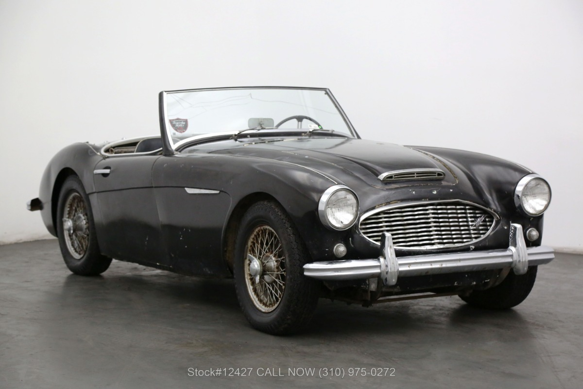 1959 Austin-Healey 100-6 BN6 Convertible Sports Car